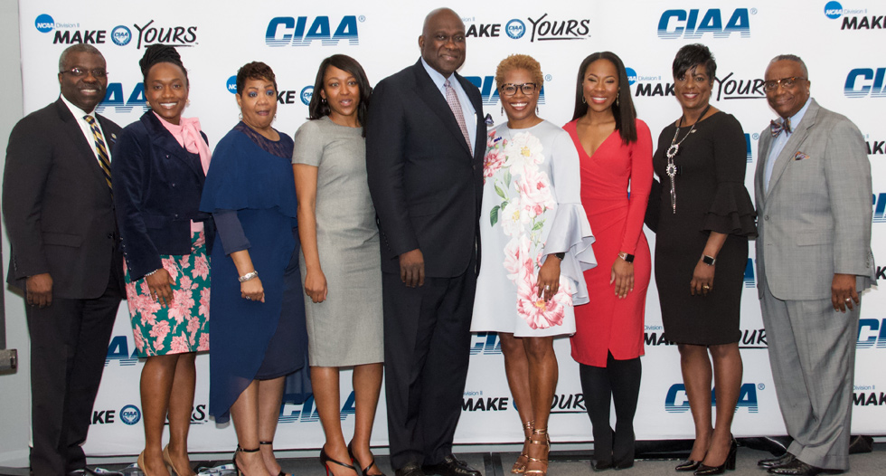 President Armbrister provided the welcome address at this morning's CIAA Minority Business and Leadership Symposium.