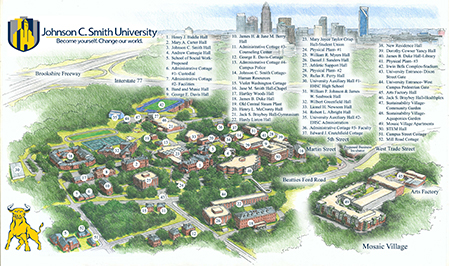 simmons college campus map. jcsu campus (click to download pdf) simmons college map