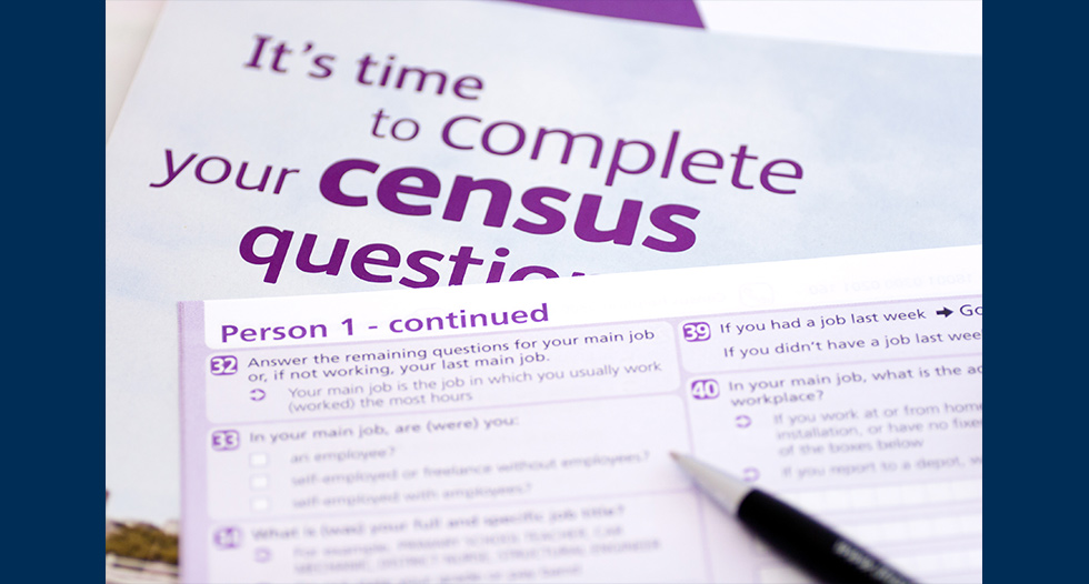 Make sure you are counted in the 2020 Census! Click the photo for more information.