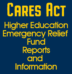 Cares Act - Higher Education Emergency Relief Fund