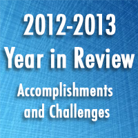 2012-2013 Year in Review