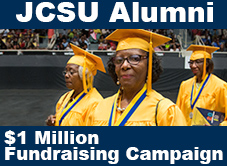 1$ million alumni giving campaign